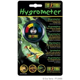 Exo Terra Analog Hygrometer [PT2466]
