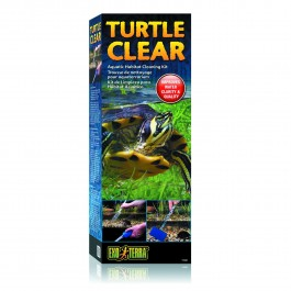 Exo Terra Turtle Clear Aquatic Habitat Cleaning Kit (PT2467)