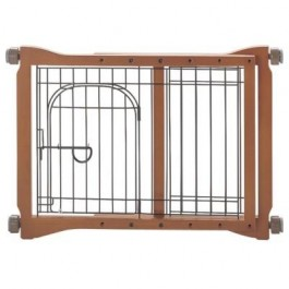 Richell Wooden Low Gate