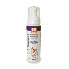 Nootie Waterless Hypoallergenic Foaming Shampoo for Dog & Cat 7oz (SWH0718)