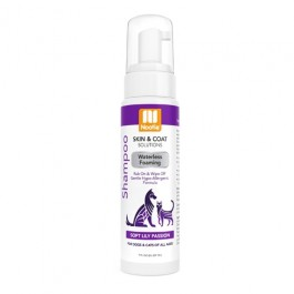 Nootie Waterless Hypoallergenic Foaming Shampoo Soft Lily Passion for Dog & Cat 7oz (SWH0718)