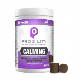 Nootie Progility Calming with Probiotics 90 Large Soft Chews (VP90CA)