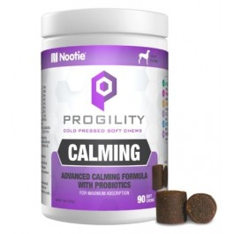 Nootie Progility Calming With Probiotics – 90 Large Soft Chews [VP90CA]