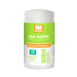 Nootie Ear Wipes Cucumber Melon 70 wipes (WE7010)